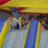 Veselé sportovky pro děti ze školky