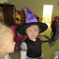 Halloween v MŠ