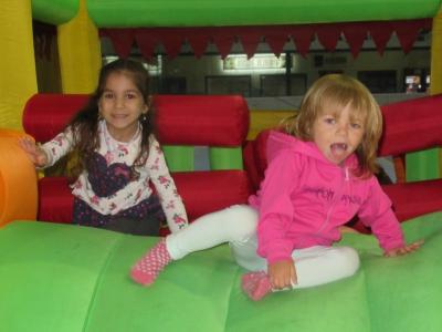 Veselé sportovky pro děti ze školky 2