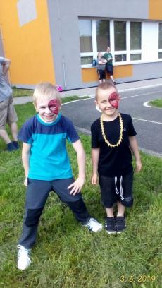 Velký barevný Dětský den s Fokusem v MŠ