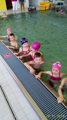 Návštěva bazénu
