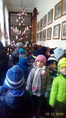 Fotogalerie Vánoce na zámku Lešná , foto č. 38