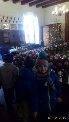 Fotogalerie Vánoce na zámku Lešná , foto č. 35